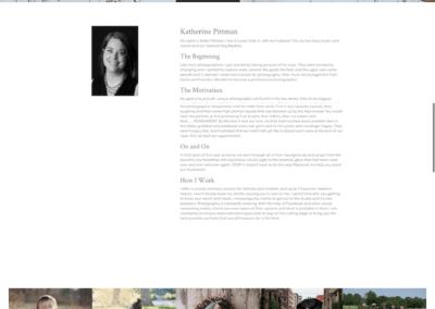 Katherine Pittman About Page