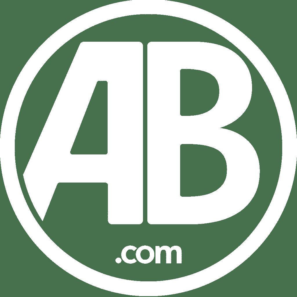 Aaron Biby Web Design Logo