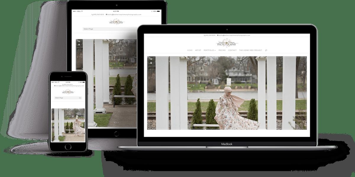 Katherine Pittman Photography Website